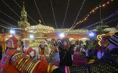 Ярмарка на Красной площади © РИА Новости, Илья Питалев