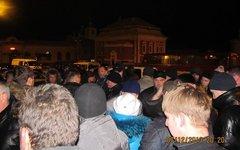 «Народный сход». Фото со страницы Дмитрия Исусова «ВКонтакте»