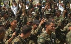 Колумбийские повстанцы. Фото с сайта infolatam.com