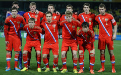 Сборная России по футболу © РИА Новости, Виталий Тимкив