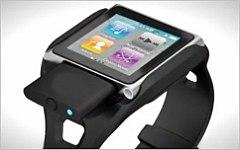 iPod Nano Watch Case. Скриншот из видеоролика kickstarter.com