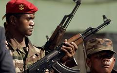 Солдаты Мали. Фото с сайта un.org