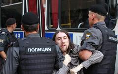 Задержание © KM.RU, Илья Шабардин