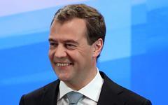 Дмитрий Медведев © KM.RU