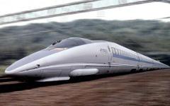 Поезд в Японии. Фото с сайта taringa.net