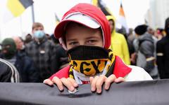 «Русский марш» © KM.RU