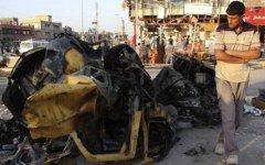 Последствия взрывов в Ираке. Фото с сайте presstv.ir