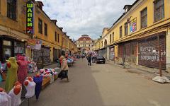 Апраксин двор. Фото А.Савина с сайта wikipedia.org
