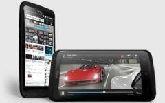 HTC One X. Фото с сайта htc.com