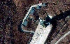 Стартовая площадка космодрома Сохэ. Фото с сайта wenweipo.com