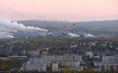 Братск. Фото с сайта bratsk.org