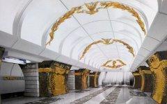 Проект станции «Суворовская». Фото с сайта wiki.nashtransport.ru