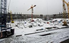"""Cтадион """"Спартак""""  © РИА Новости, Денис Гришкин"""