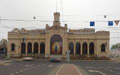 Варшавский вокзал в Санкт-Петербурге. Фото с сайта wikipedia.org