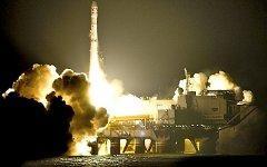Запуск ракеты «Зенит». Фото с сайта wikipedia.org