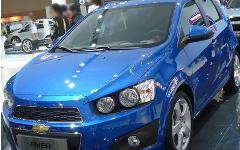 Chevrolet Aveo. Фото с сайта wikimedia.org