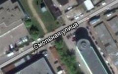 Скриншот сервиса Google Maps