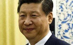 Си Цзиньпин. Фото с сайта wikipedia.org
