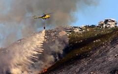 Вертолет Ми-8 в горах. Фото с сайта utair.ru