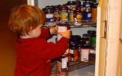 Ребенок-аутист. Фото с сайта wikipedia.org
