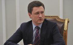 Александр Новак © РИА Новости, Алексей Никольский