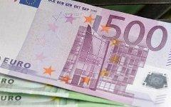 Банкноты евро. Фото с сайта psarros-tsinos.gr