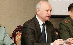 Сергей Кошелев. Фото с сайта mil.ru