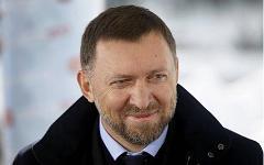 Олег Дерипаска. Фото с сайта deripaska.ru