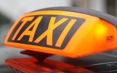 Шашка такси © KM.RU