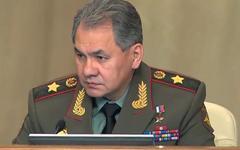 Сергей Шойгу. Фото с сайта news.kremlin.ru