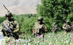 Австралийские солдаты в Афганистане. Фото с сайта wikipedia.org