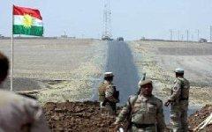Иракско-сирийская граница. Фото с сайта ree-lebanon.net
