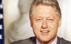 Билл Клинтон. Фото с сайта usa-info.com.ua