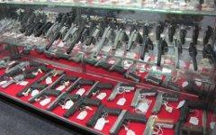 Оружейный магазин в США. Фото с сайта chillinpanda.com