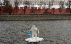 «Белый медведь». Фото Дениса Синякова с сайта greenpeace.org