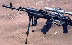 Автомат Калашникова 200-й серии. Фото с сайта yastalker.com
