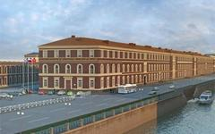 Здание ЦВММ. Фото с сайта navalmuseum.ru