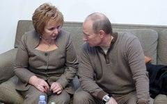 Людмила и Владимир Путины © РИА Новости, Алексей Дружинин