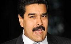 Николас Мадуро. Фото с сайта wikipedia.org