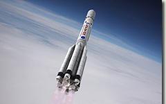 «Протон-М». Фото с сайта buran.ru