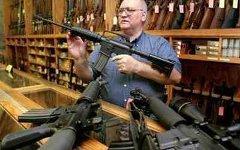 Оружейный магазин. Фото с сайта thinkprogress.org