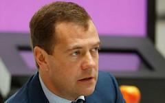 Дмитрий Медведев. Фото с сайта kremlin.ru