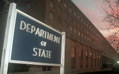 Здание Госдепартамента США. Фото с сайта state.gov