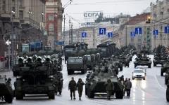 Репетиция Парада Победы 25 апреля © РИА Новости, Александр Вильф
