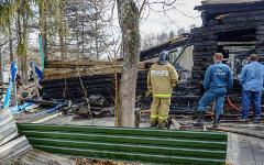 Завалы корпуса психбольницы © РИА Новости, Андрей Стенин