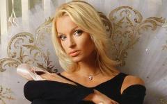 Анастасия Волочкова. Фото с сайта kino-teatr.ru