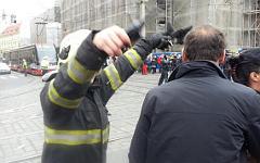 На месте происшествия. Фото со страницы Eugen Kukla в Facebook