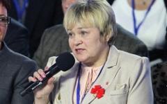 Наталья Сарганова © РИА Новости, Михаил Климентьев