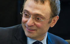 Сулейман Керимов © РИА Новости, Денис Гришкин