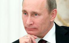 Владимир Путин © РИА Новости, Михаил Клементьев